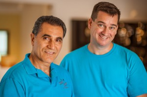 About Diliberto Plumbing and Heating Members, Charlie and Colin
